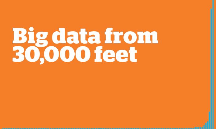 Big Data from 30,000 Feet | Bentley University