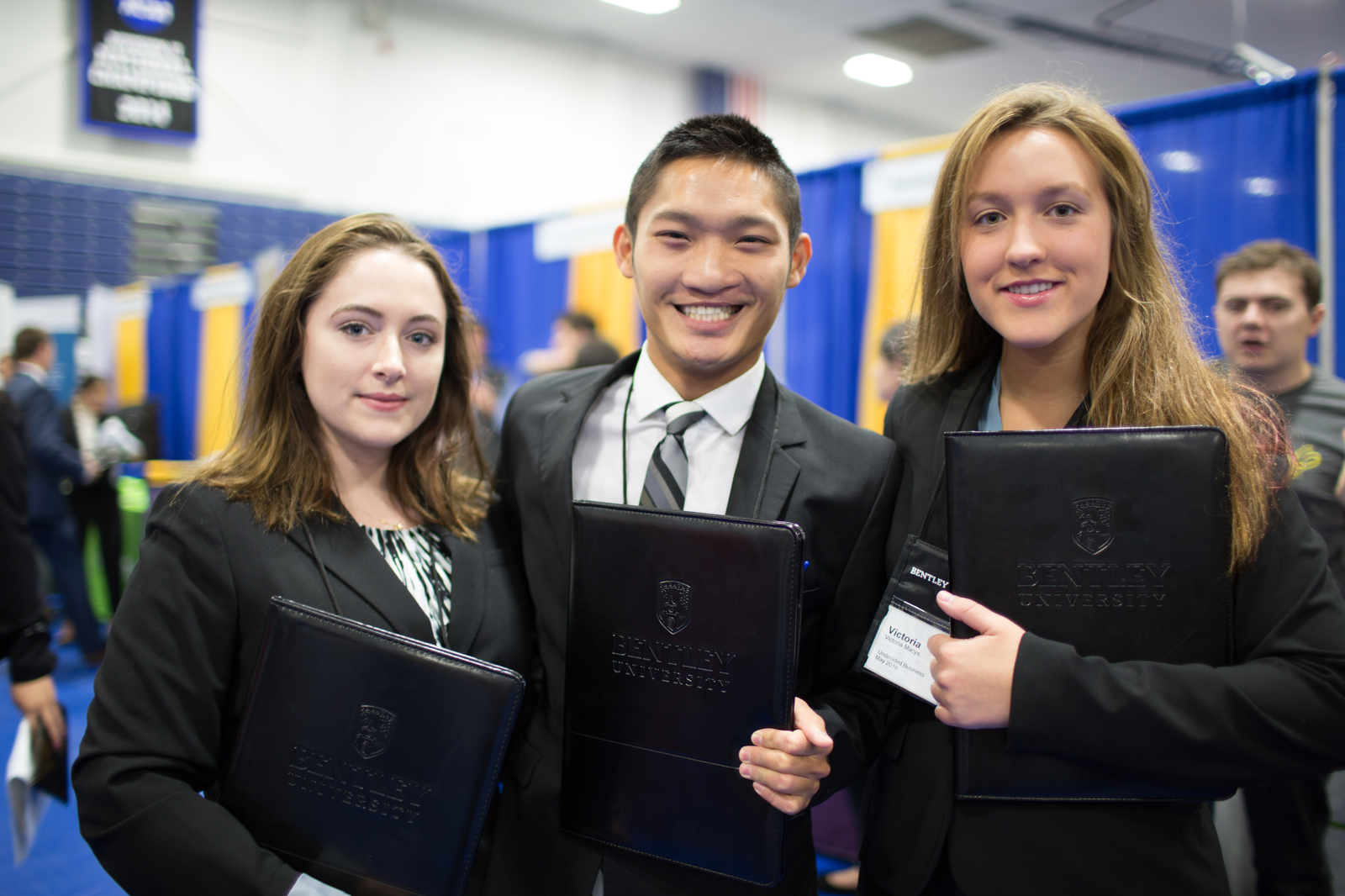 Bentley Graduates: 99 Percent Are Employed Or In Grad