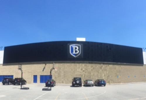 Sustainable Building Bentley University