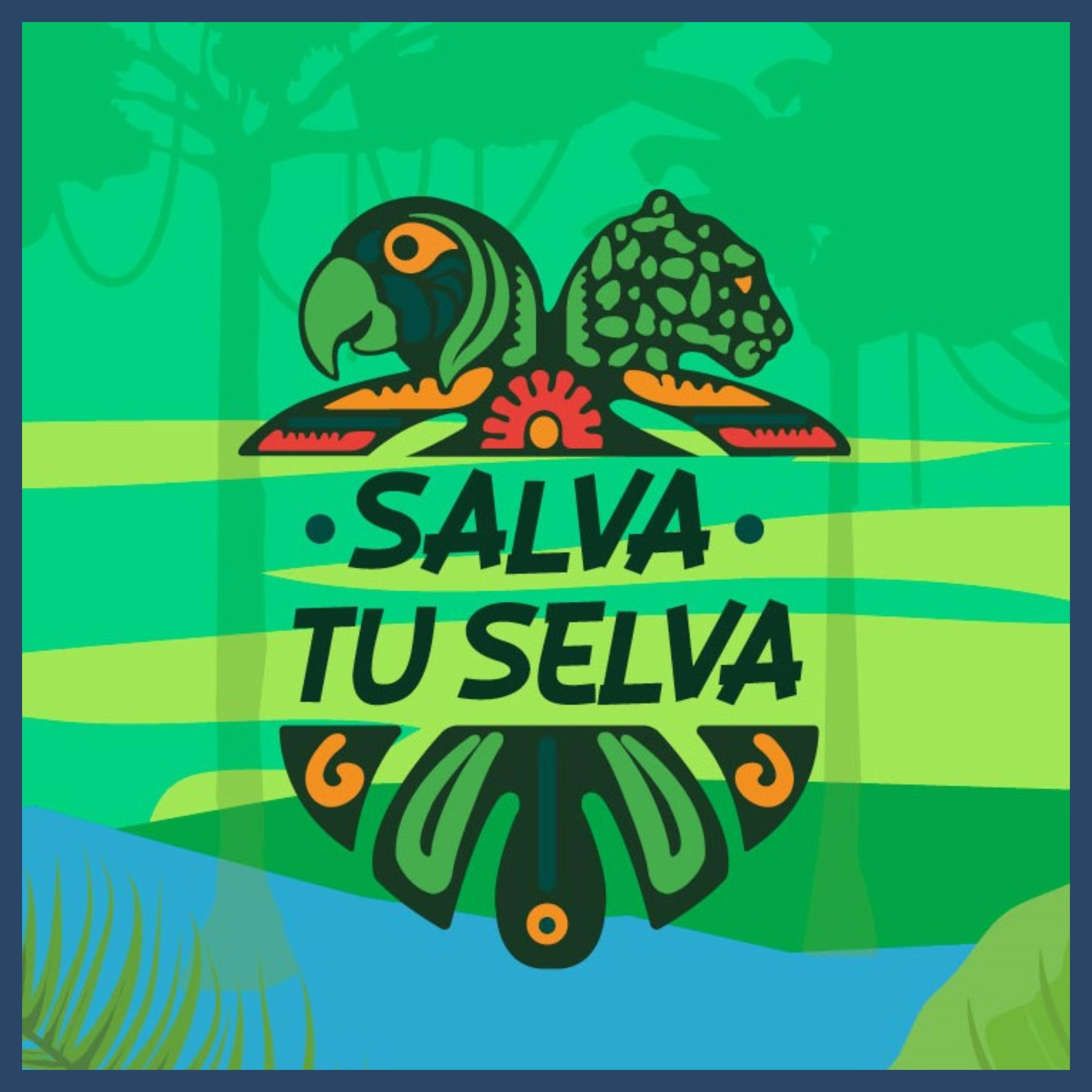 Salva tu Selva logo