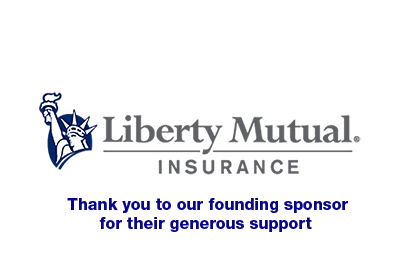 Liberty Mutual Logo with Caption