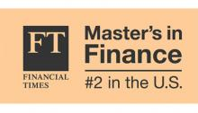 The Financial Times #2 in the US