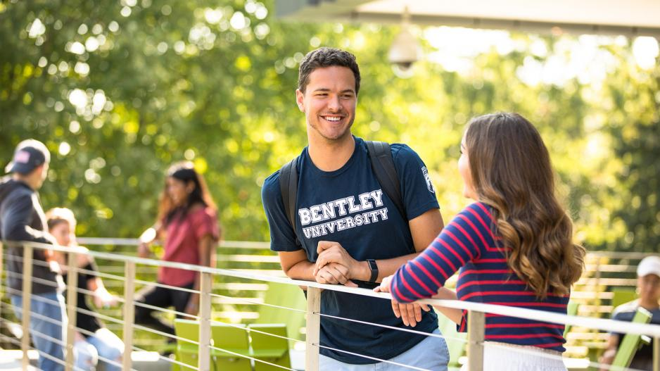 Division of Student Affairs | Bentley University