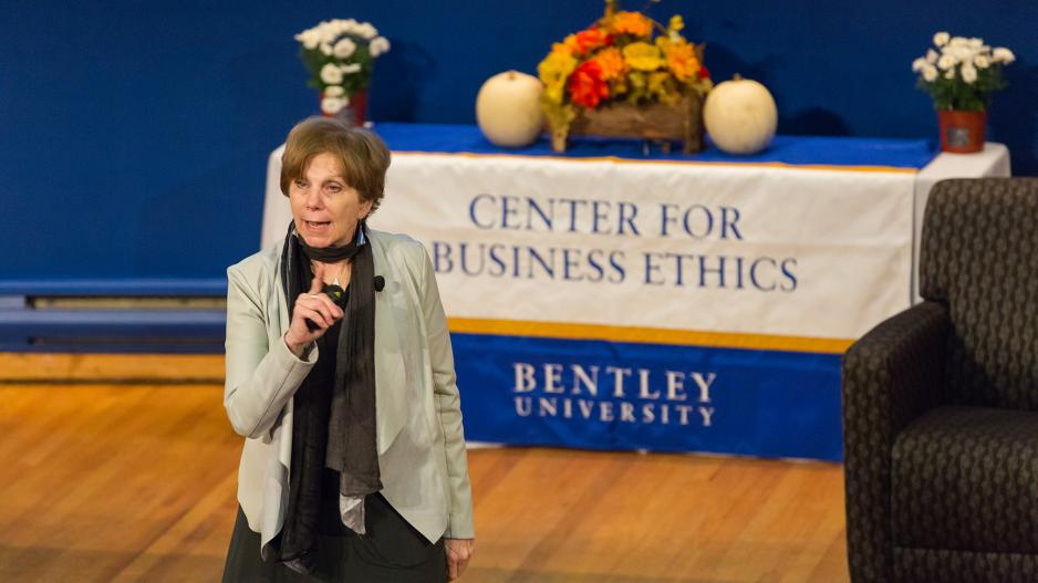 W  Michael Hoffman Center for Business Ethics | Bentley University