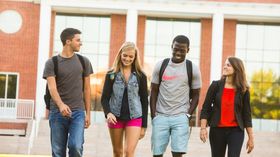 First-Generation College Students | Bentley University