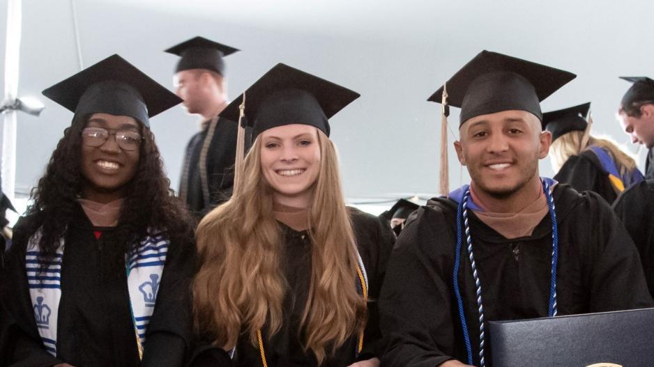 Brandeis Graduation 2020.Bentley University Commencement Home Bentley University