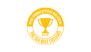 princeton review logo best career services