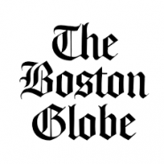This image is the logo for the Boston Globe.