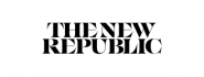 This image is the logo for the New Republic.