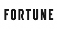 This image is the logo for Fortune magazine.