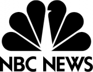 This image is the logo for NBC News.