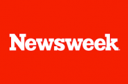 This image is the logo for Newsweek.