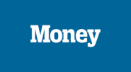 This image is the logo for Money Magazine.