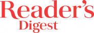 This is the logo for Reader's Digest.