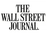 This is the logo for the Wall Street Journal.